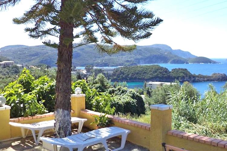 Appartementen op één van de mooiste plekjes van corfu. helemaal goedvoor een rustige vakantie in authentiek ...