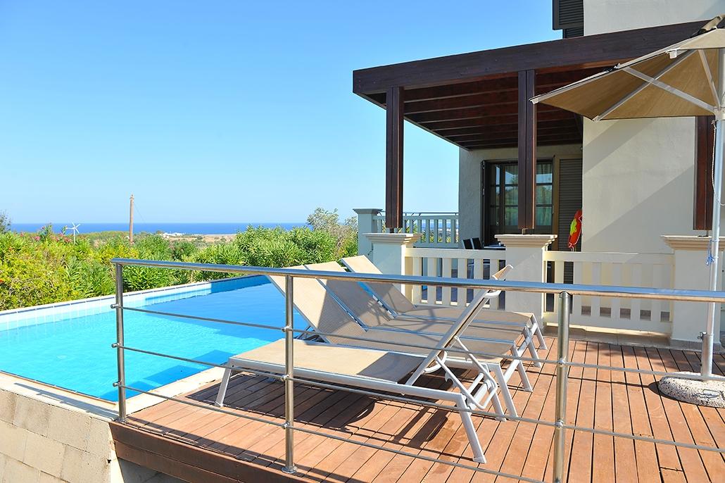 Mooie villa?s met privé zwembad dicht bij het strand van kalathosdroomhuis met privé zwembad onder de ...