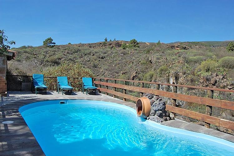 Bijzondere accommodaties Casa Rural La Venta - La Tosca in Las Vegas (Tenerife, Spanje)