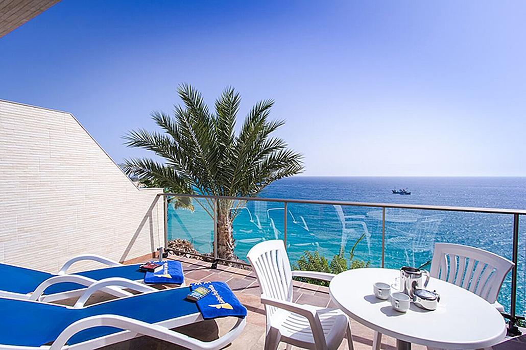 Bijzondere accommodaties Appartementen Atalaya de Jandia in Morro Jable (Fuerteventura, Spanje)