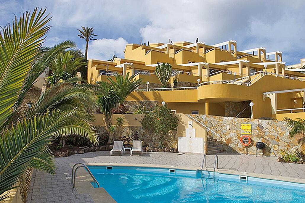 Bijzondere accommodaties Appartementen Punta Marina in Morro Jable (Fuerteventura, Spanje)