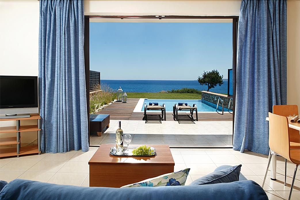Wat een verwennerij, deze moderne en stijlvolle al mare villa's met privé zwembad.luxe villa met privé ...