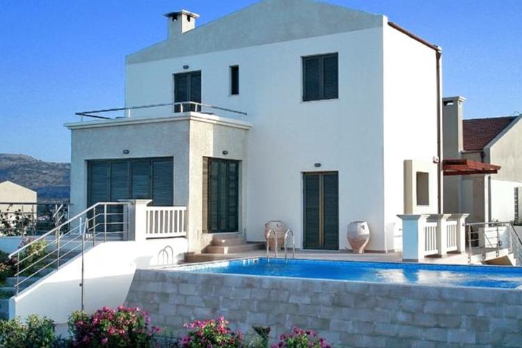 Bijzondere accommodaties Aegean Blue Villa in Kalathos (Rhodos, Griekenland)