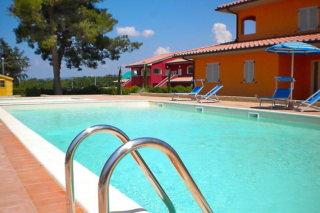 Bijzondere accommodaties Aba Village in Scarlino (Toscane, Italië)