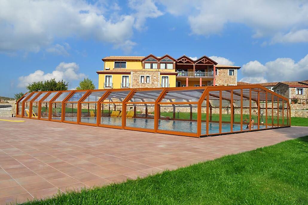 Bijzondere accommodaties Agriturismo Parco Donnortei in Fonni (Sardinië, Italië)