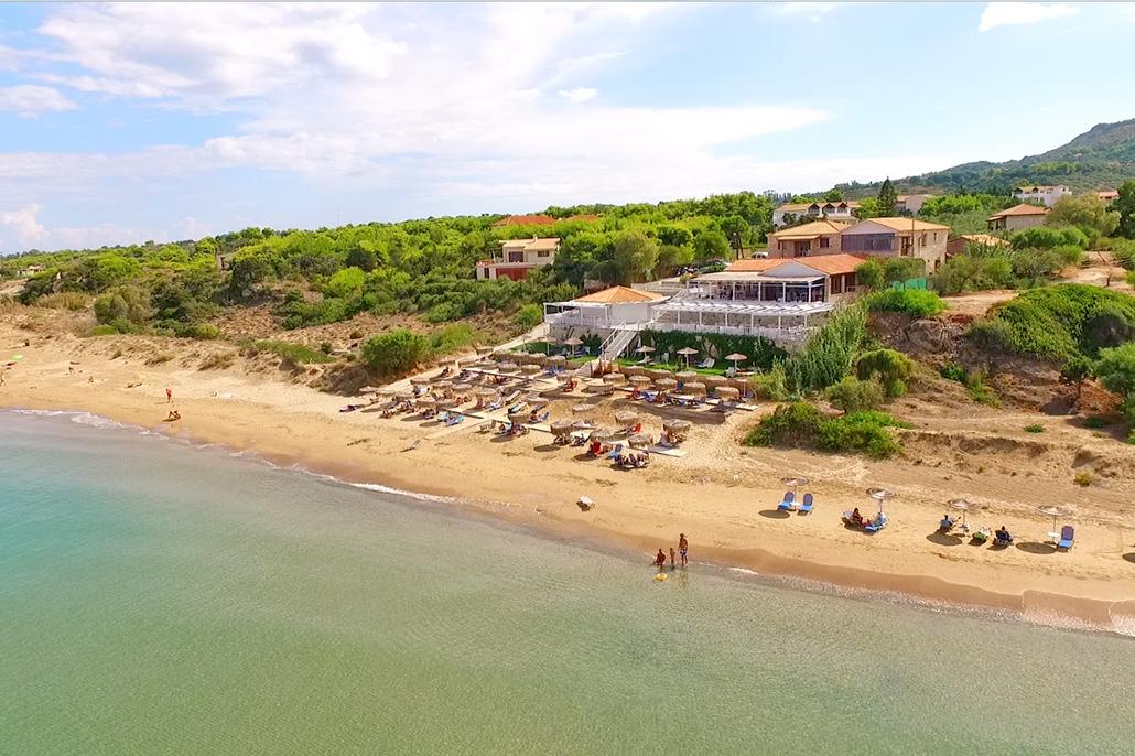 Bijzondere accommodaties Adriana Appartementen Ionio Holidays in Vasilikos (Zakynthos, Griekenland)
