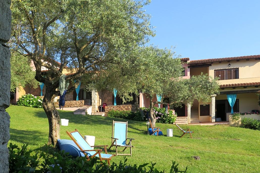 Bijzondere accommodaties Approdo Verde Residence in San Teodoro (Sardinië, Italië)