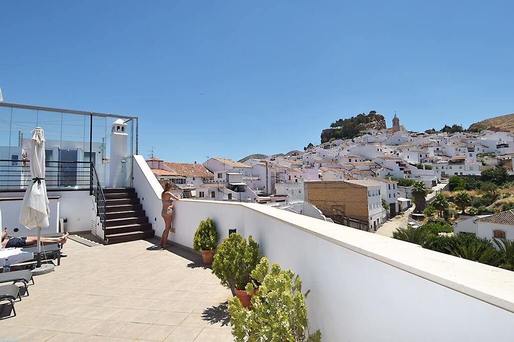 Bijzondere accommodaties Appartementen Ardales in Ardales (Andalusië, Spanje)