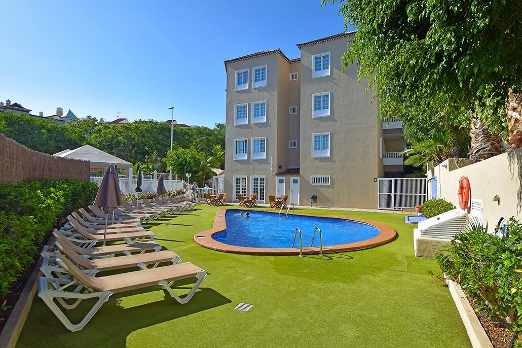 Bijzondere accommodaties Appartementen Los Dragos del Norte in Puerto de la Cruz (Tenerife, Spanje)