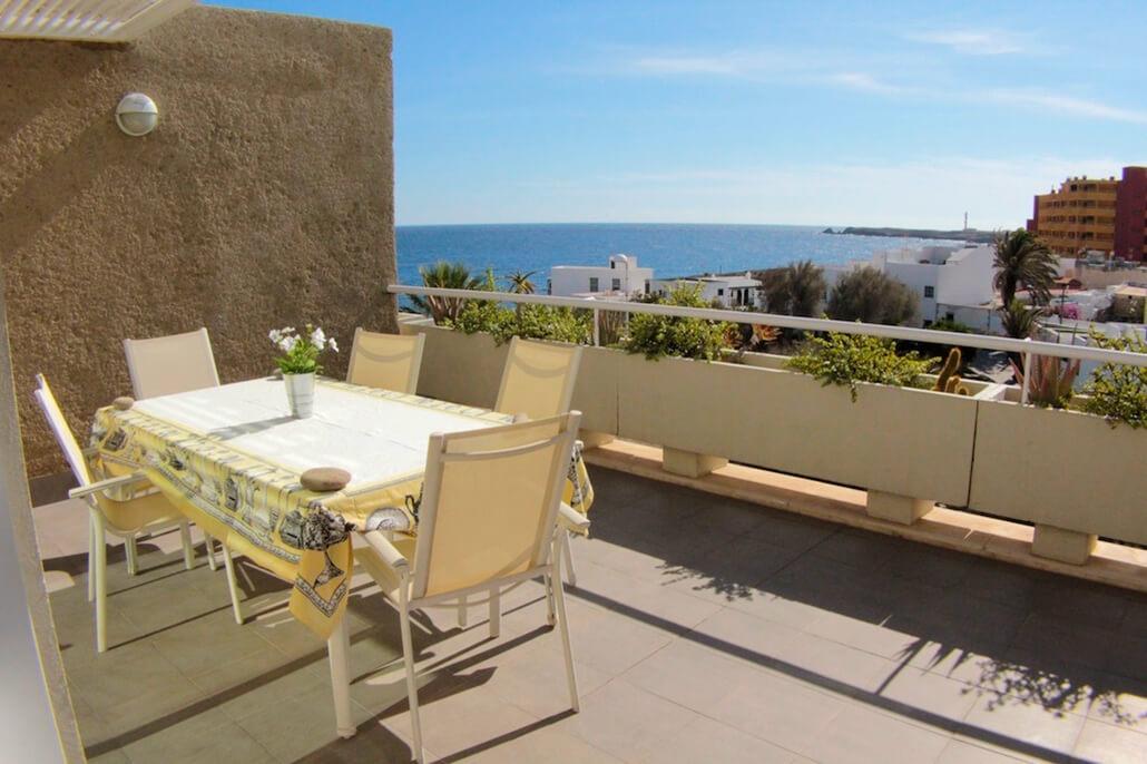 Bijzondere accommodaties Appartementen Sol del Poris in Poris de Abona (Tenerife, Spanje)