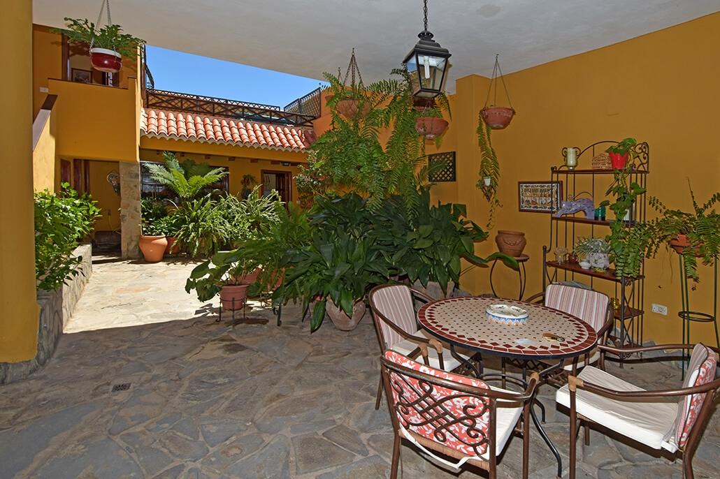 Bijzondere accommodaties Casa Mama Lola in Arico Nuevo (Tenerife, Spanje)